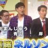 ネルソンズ 芸人(青山・和田・岸)は体操コントや向井理ネタが面白い!