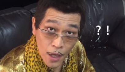 ピコ太郎のきもいダンスと衣装になぜかハマるw元ネタや曲って結局?1