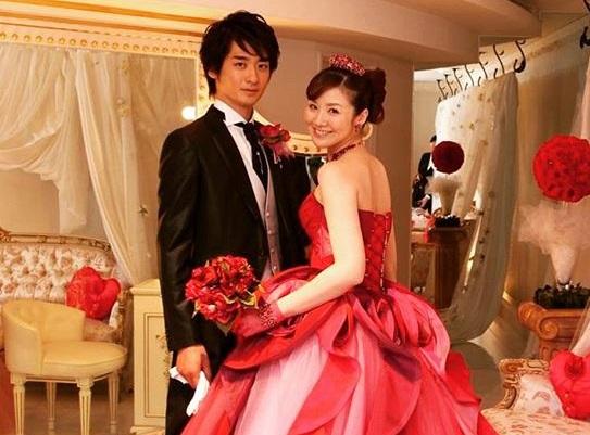 男 ダイキ モデル 結婚