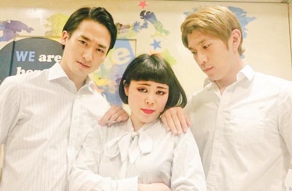 男 芸人 withB モデル