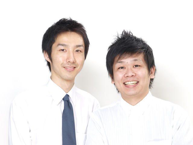 三福エンターテイメント ザンゼンジ 二人 白